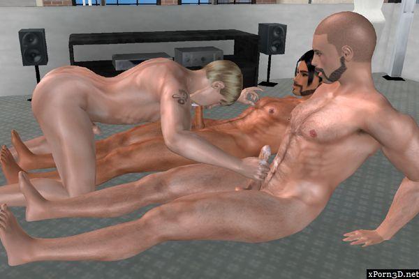 Gay Freunde Porno