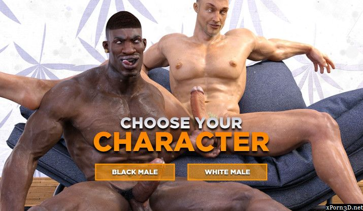 Mobile interracial gay porn