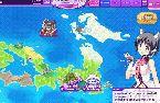 Map of a manga world from nutaku hentai games