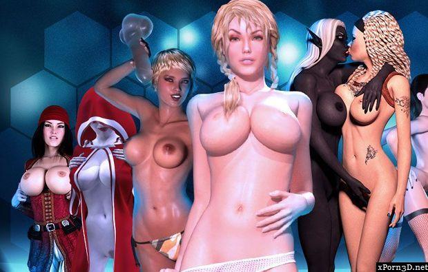 Hot sexy fuck games