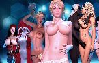 Lots of hot 3d women in sexy fuck games